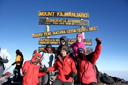 Kilimanjaro Trekking Touren und Tansania Safari Rundreisen