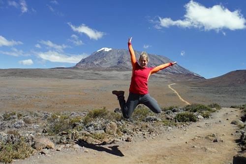 Kilimanjaro Besteigung individuell oder in Kleingruppe