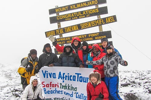 Kilimanjaro Climbing Trips
