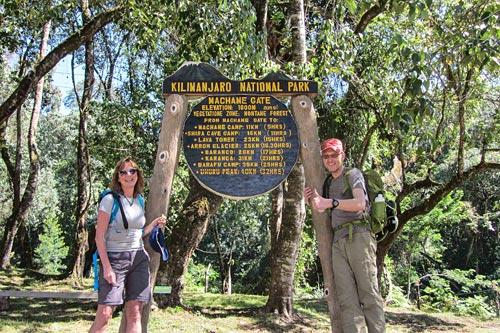 Kilimanjaro Trekking und Anbieter