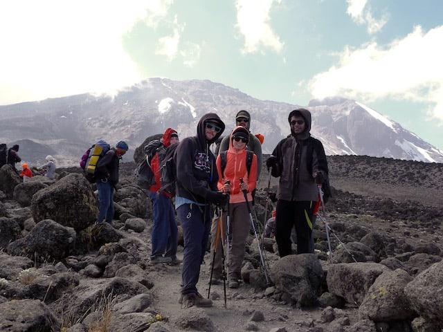 Kilimanjaro Trekking Packliste