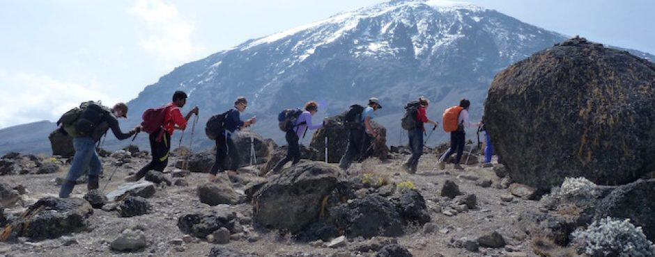 Mount-Kilimanjaro-Trekking