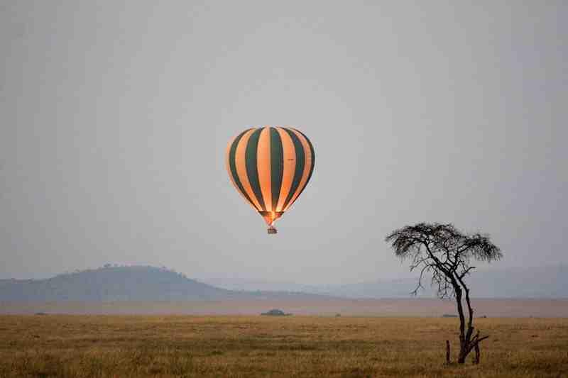 Ballooning-Serengeti-Nationa-Park