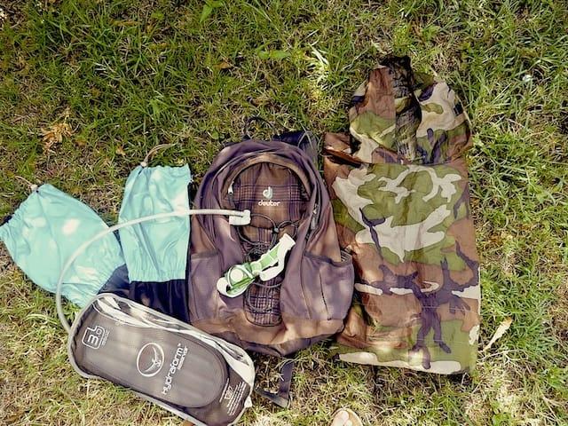 Kilimanjaro Ausrüstung