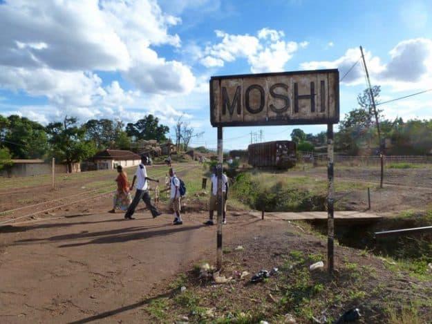 48 Stunden in Moshi