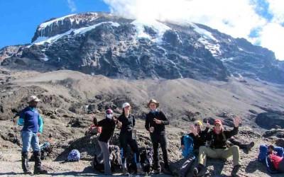 Kilimanjaro-Climbing