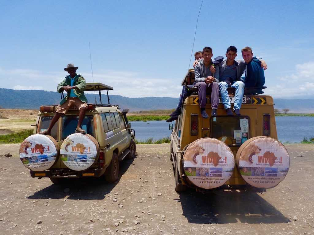 FAQ About Safari Vehicles Tanzania | Viva Africa Tours