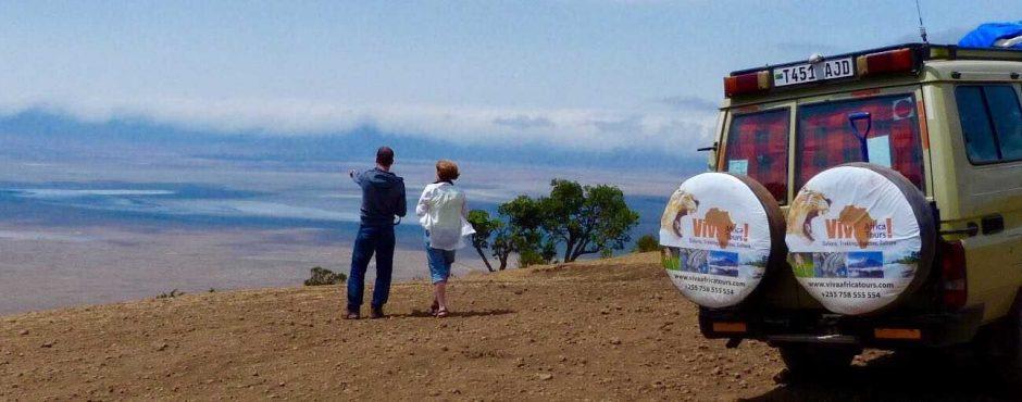 Ngorongoro-Crater-Panorama