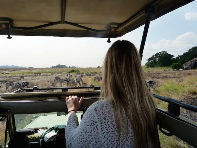 Tansania Safari Rundreisen
