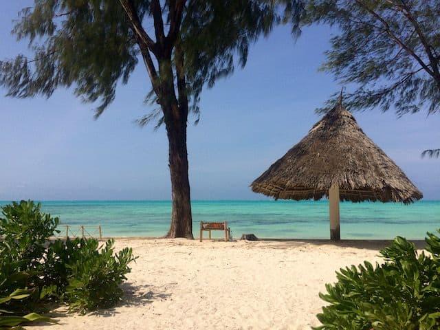 Sansibar Strandurlaub
