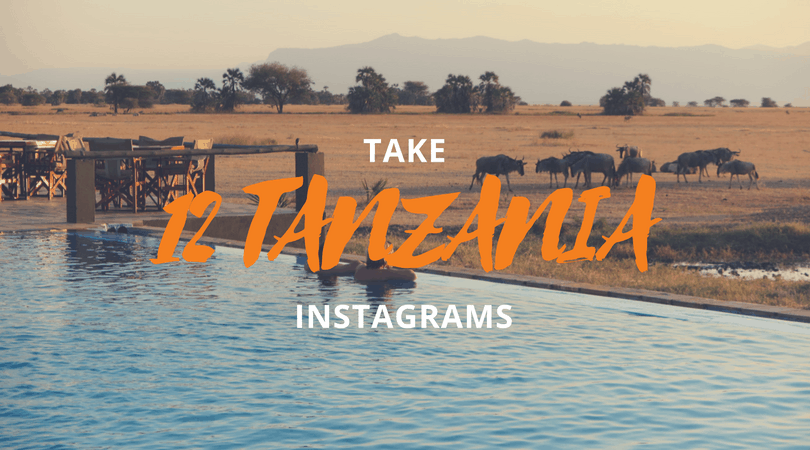 12 Tansania Instagrams