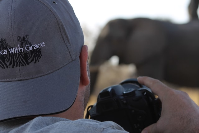 Tipps Afrika-Reise Elefanten beobachten